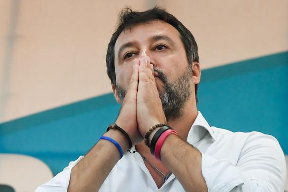 Az olasz kormány kisemmizné a Salvini-féle migrációs intézkedéseket