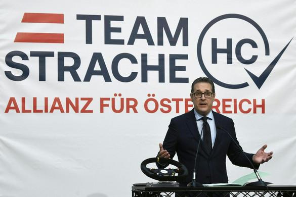 Bemutatta új pártjának programját Heinz-Christian Strache