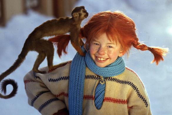 Hetvenöt éve szórakoztat kalandjaival Harisnyás Pippi