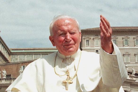 Szent II. János Pál pápa mély nyomot hagyott Európa és a világ történetében
