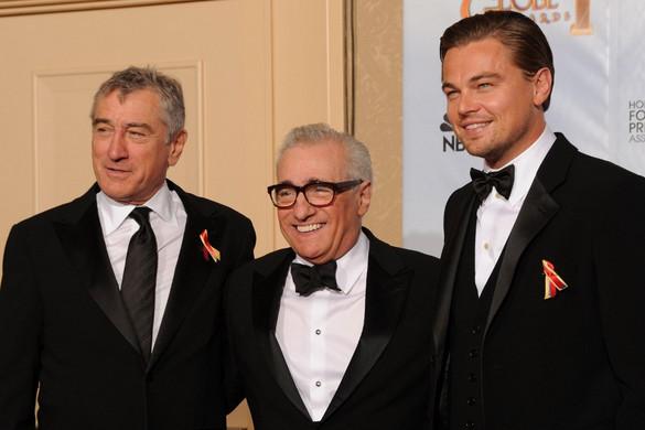 Ismét közös filmet készít Martin Scorsese és Robert De Niro
