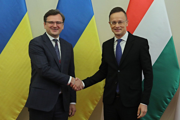 Óvatos optimizmusra okot adó előrelépések történtek a magyar-ukrán viszonyban