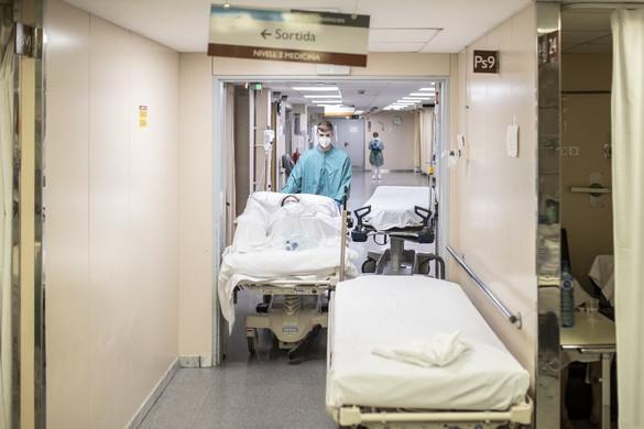 Ismét csökkent az aktív fertőzöttek száma Magyarországon