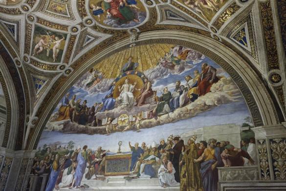 Újra kinyit a Vatikáni Múzeum