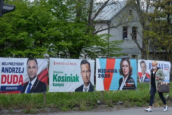Elmaradhat a vasárnapi elnökválasztás Lengyelországban