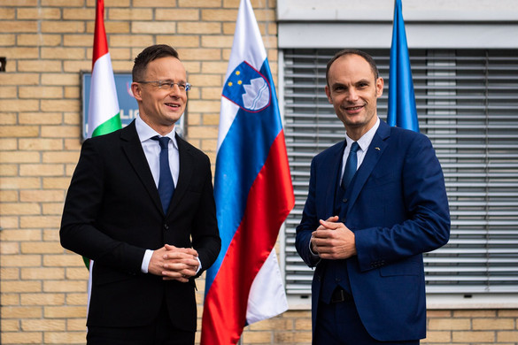 Korlátozások nélkül átkelhetnek a határon a magyar és szlovén polgárok