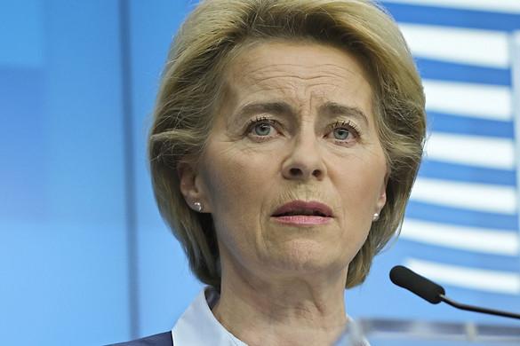 Gazdasági reformokra szólította fel Rómát Ursula von der Leyen