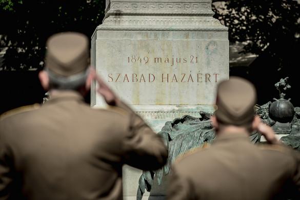 A magyarok minden körülmények között számíthatnak a katonákra