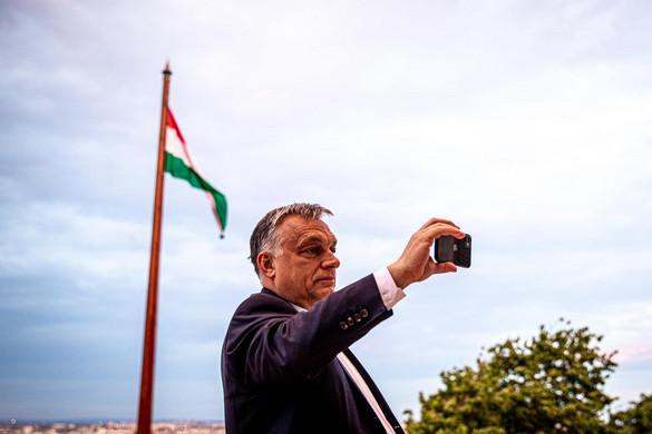 Orbán Viktor: Sok sikert, Európa