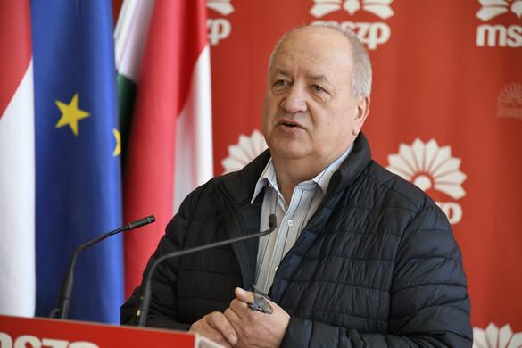 Hírhamisítás az MSZP-nél: Korózs Lajos magyarázkodik, a párt meghátrált