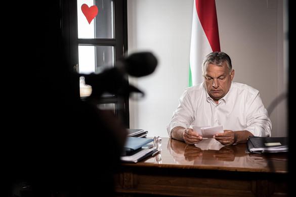 Orbán Viktor: A kijárási korlátozást feloldjuk