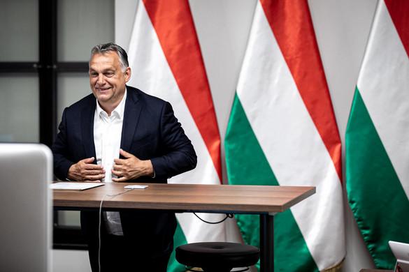 Orbán Viktor a Kereszténydemokrata Internacionálé vezetőivel tárgyalt