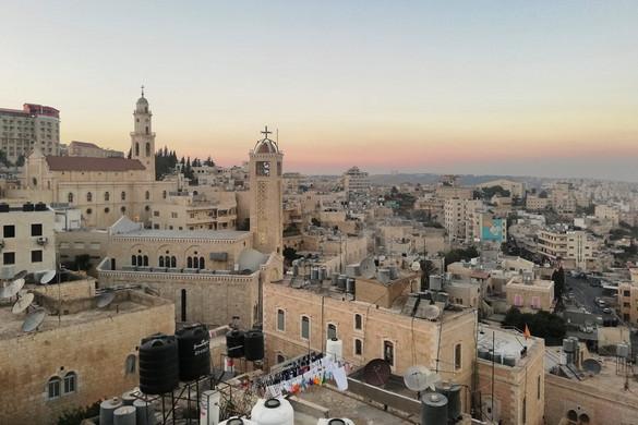Magyarország keresztény palesztinokat támogatott