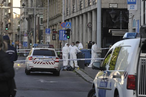 Két embert megöltek Budapest belvárosában