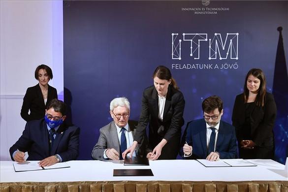 Együttműködési megállapodás a digitális terápiák fejlesztése érdekében