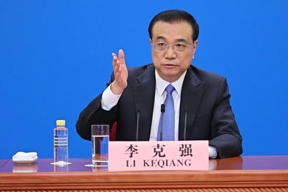 Nem állította meg a kínai parlamentet Trump fenyegetése