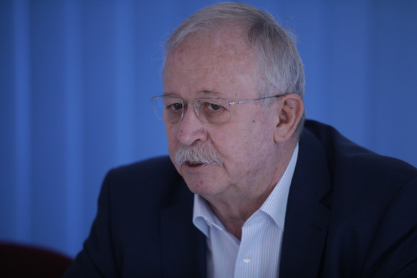 Intenzív osztályra került Kuncze Gábor, koronavírusos