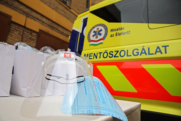 Meghalt 55 beteg, 5162-vel nőtt a fertőzöttek száma Magyarországon