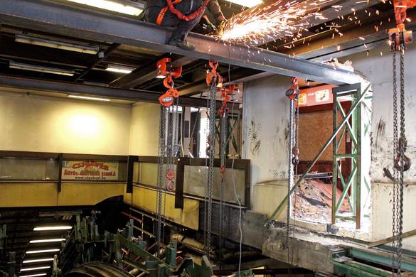Újabb belvárosi metróállomások felújítása várható