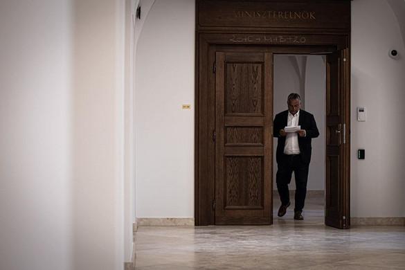 Orbán Viktor: Ennek a napnak is vége