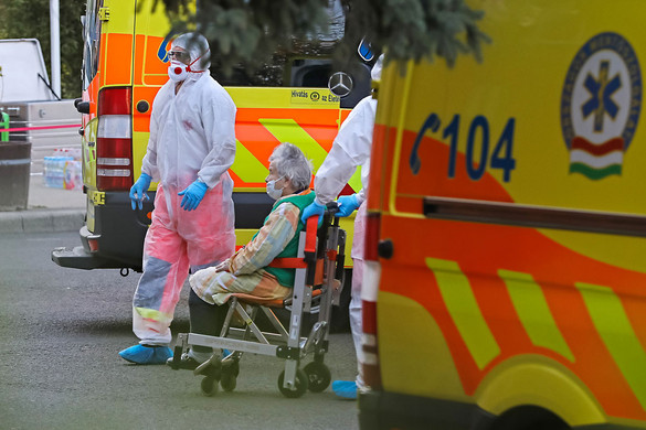 Százan haltak meg az idősotthonokban koronavírus-fertőzés miatt