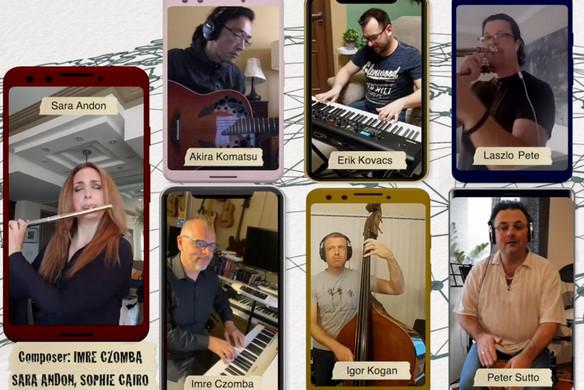 Magyar kezdeményezésre több mint százan zenéltek együtt