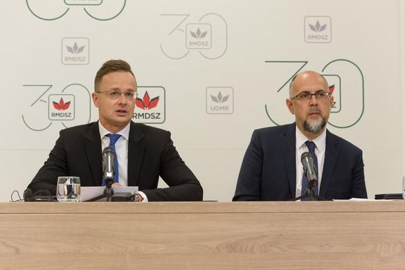 """""""Szeretnénk, ha Magyarország nem lenne választási kampánytéma Romániában"""""""