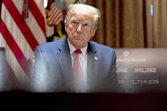 Újabb hadművelet Kína ellen Trump fotelháborújában