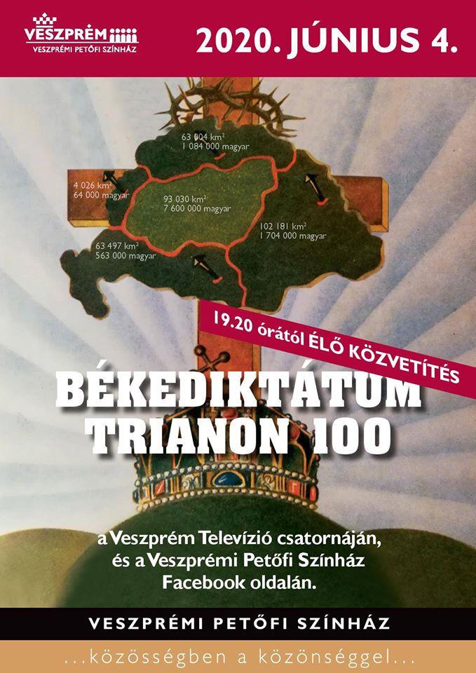 Élő közvetítéssel látható a Veszprémi Színház előadása