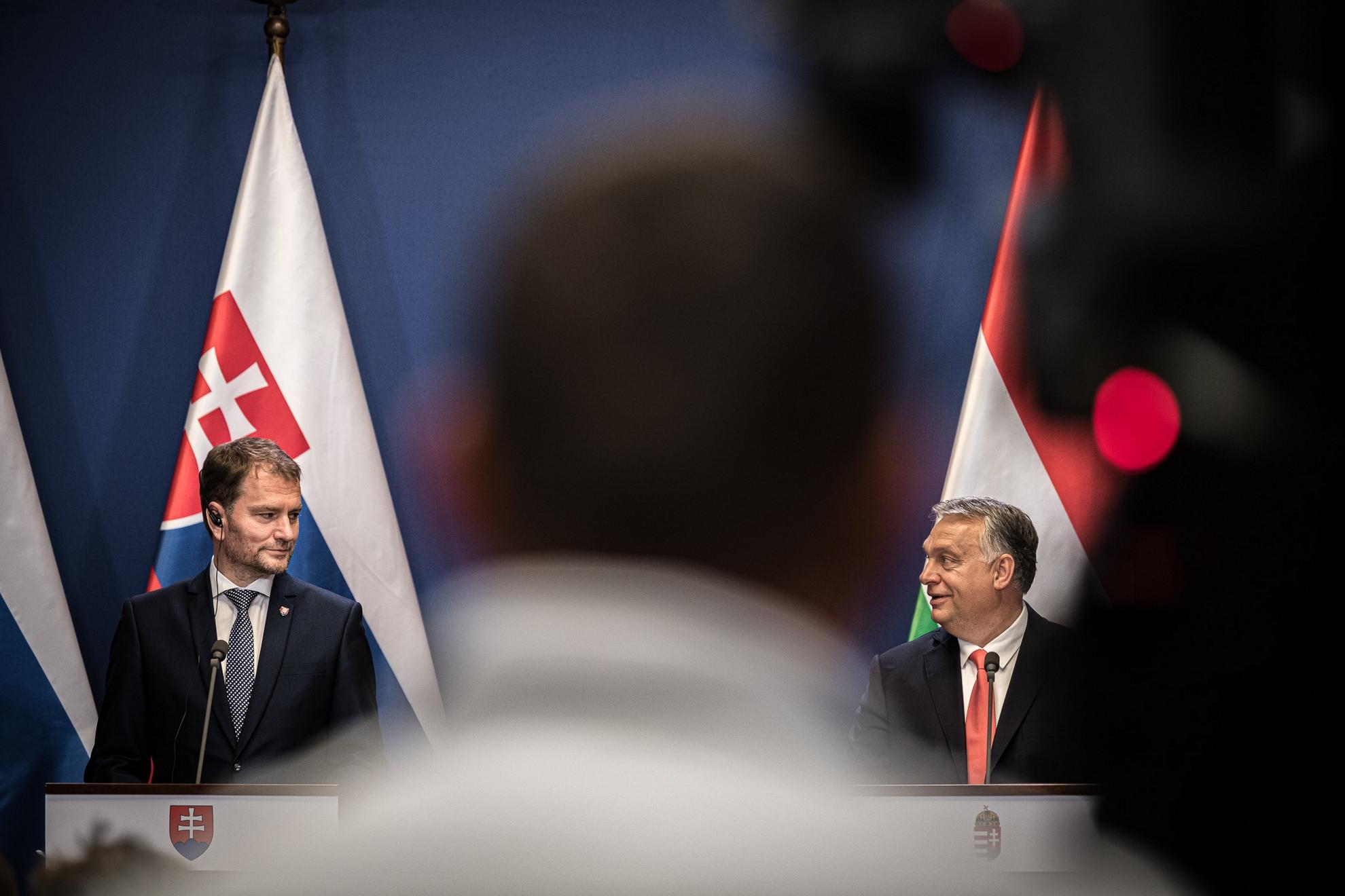Igor Matovic kijelentette, nem csupán szomszédoknak tekinti a magyarokat