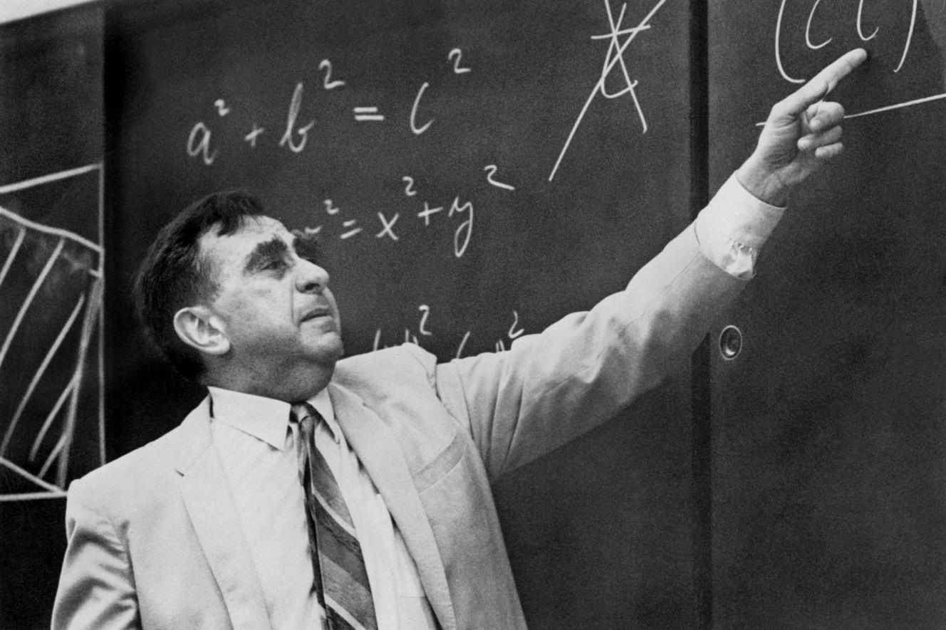 Teller Ede magyar atomfizikus