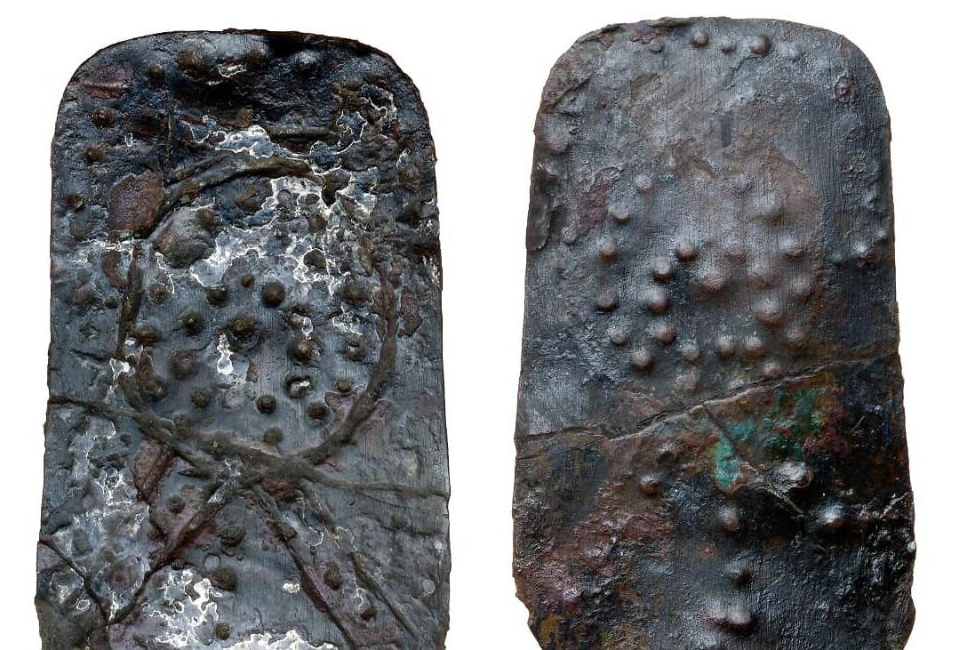 A régészek egy 3200 évvel ezelőtti kánaáni templom belső szentélyében találták meg a leletet