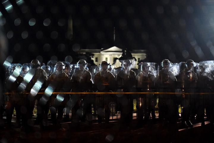 A Nemzeti Gárda tartalékosai megfertőződteka washingtoni tüntetéseken
