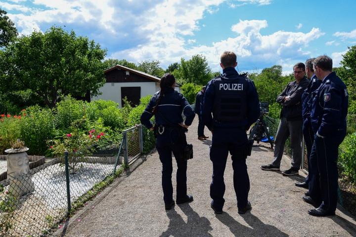 Pedofilhálózatra csaptak le a rendőrök Németországban