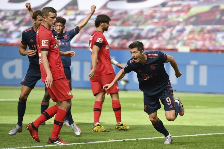 Újabb győzelmével karnyújtásnyira a címvédéstől a Bayern