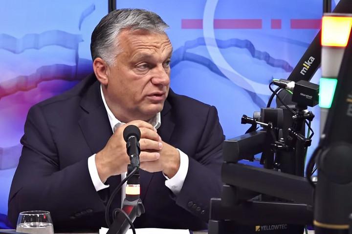Orbán Viktor: Megnyertük a járvány első szakaszát