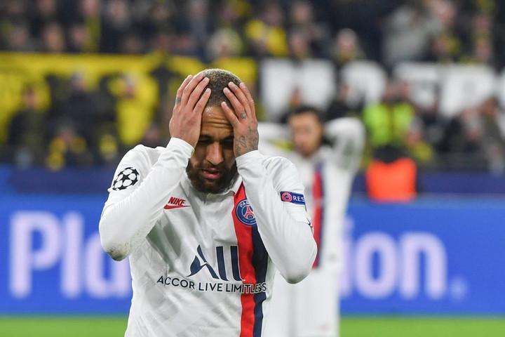 Neymart pert vesztett a Barcelonával szemben