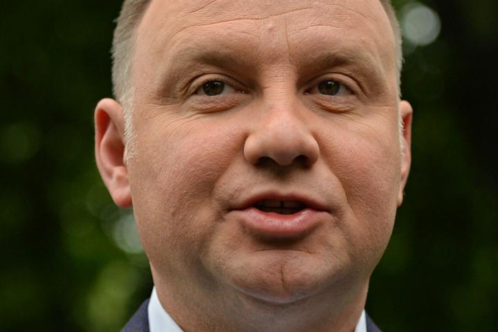"""""""Magyarországnak az lenne jó, ha Andrzej Duda maradna az elnök"""""""