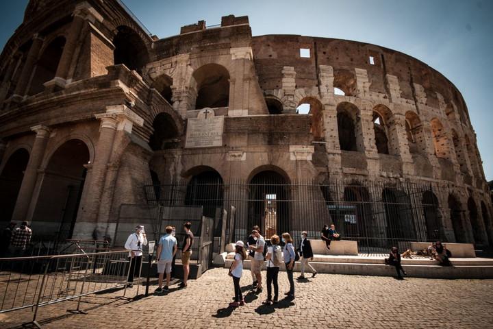 Hétfőtől újra látogatható a római Colosseum