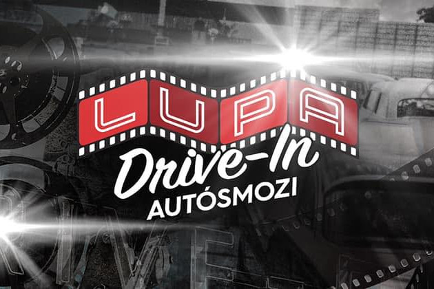 Csütörtökön nyit a Lupa Drive-in Autósmozi
