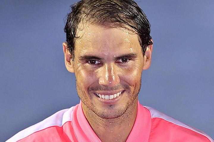 Türelemre inti a teniszezőket a 19-szeres Grand Slam-tornagyőztes Rafael Nadal