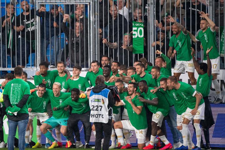 A Honvéd legyőzésével megvédte bajnoki címét a Ferencváros
