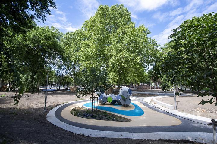 Őszre befejeződik a Városliget kert- és tájépítészeti felújításának második üteme