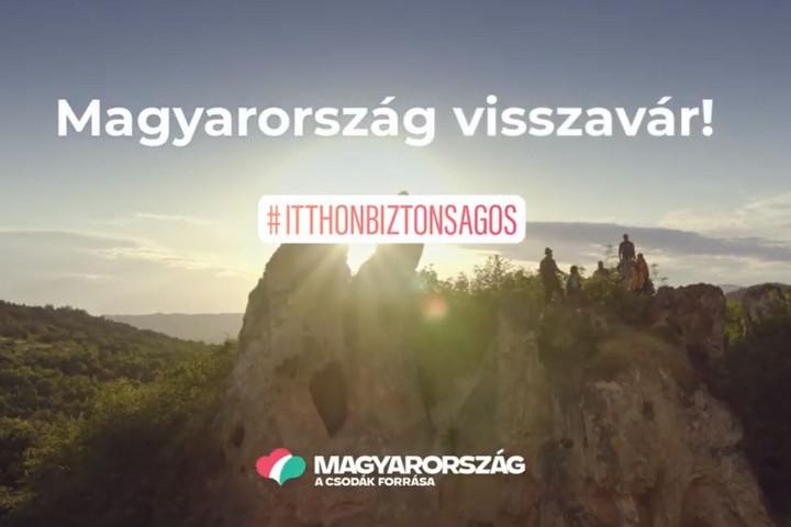 Magyarország visszavár - elindult a belföldi kampány
