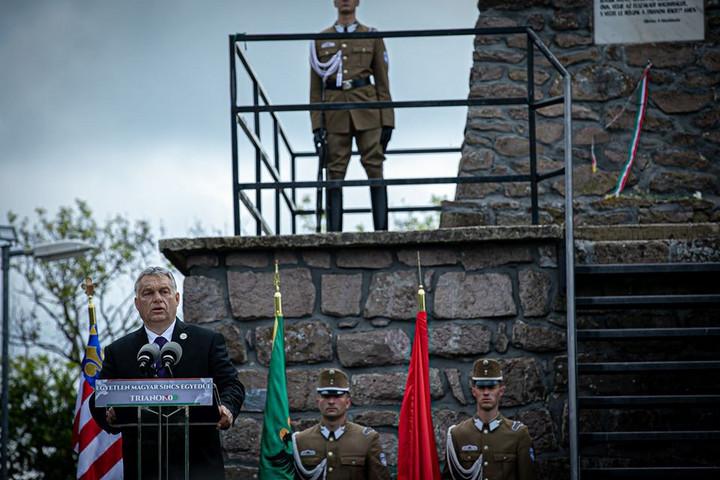 Orbán Viktor teljes ünnepi beszédét megosztotta