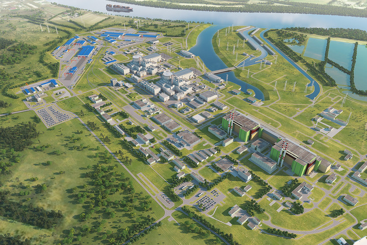 Mérföldkőhöz ért az atomerőmű-beruházás