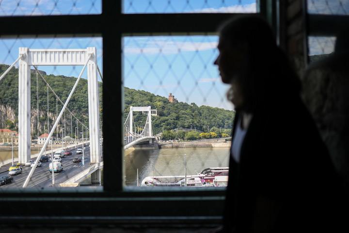 Egyedülálló kilátás Budapestre