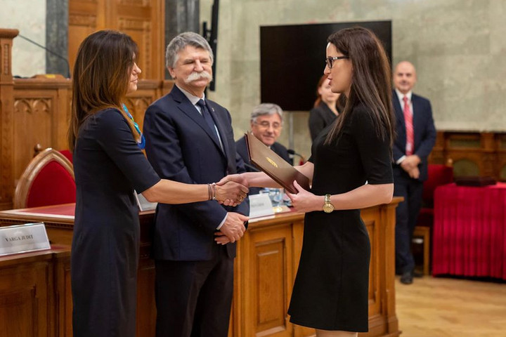 """""""A jövőt mi, magyarok az összes európai nemzettel együtt közösen alakítjuk"""""""