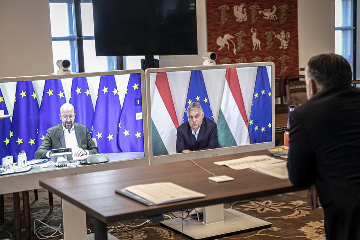 Orbán Viktor:  Legyen tisztességes költségvetése az EU-nak