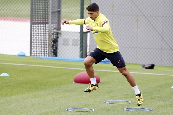 Újra számíthat Luís Suárezre a Barcelona